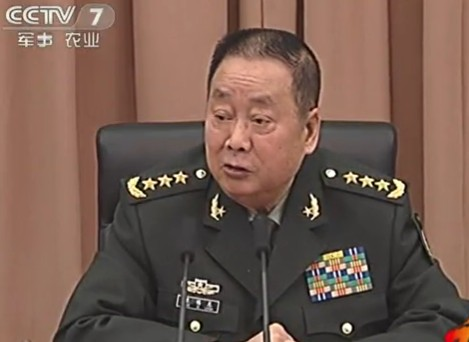 Liao Xilong. (CCTV)