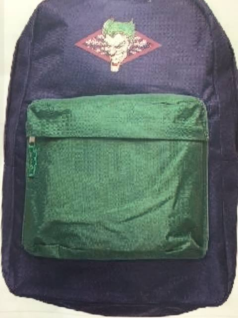 Pinson is believed to have been carrying a backpack similar to this one at the time of her abduction. (Solano County Sheriff's Office photo)
