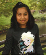 An undated photo of missing 9-year-old Diana Alvares from Fort Myers, Florida. She was last seen on May 29. (Lee County Sheriff's Office photo)
