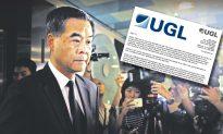 Xi Investigates Leung Chun-ying's Secret Payment Scandal