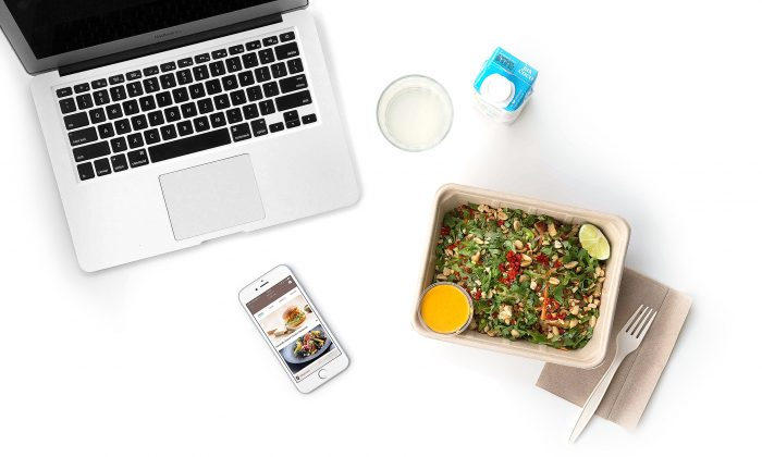The future of the workplace pantry is about healthier food options, and more of them.  (Courtesy of Feast)