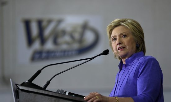 After Weekend Wins, Clinton on Cusp of Democratic Nomination
