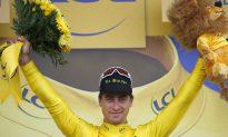 Sagan Seizes Yellow, Contador Crashes Again in Tour de France Stage 2