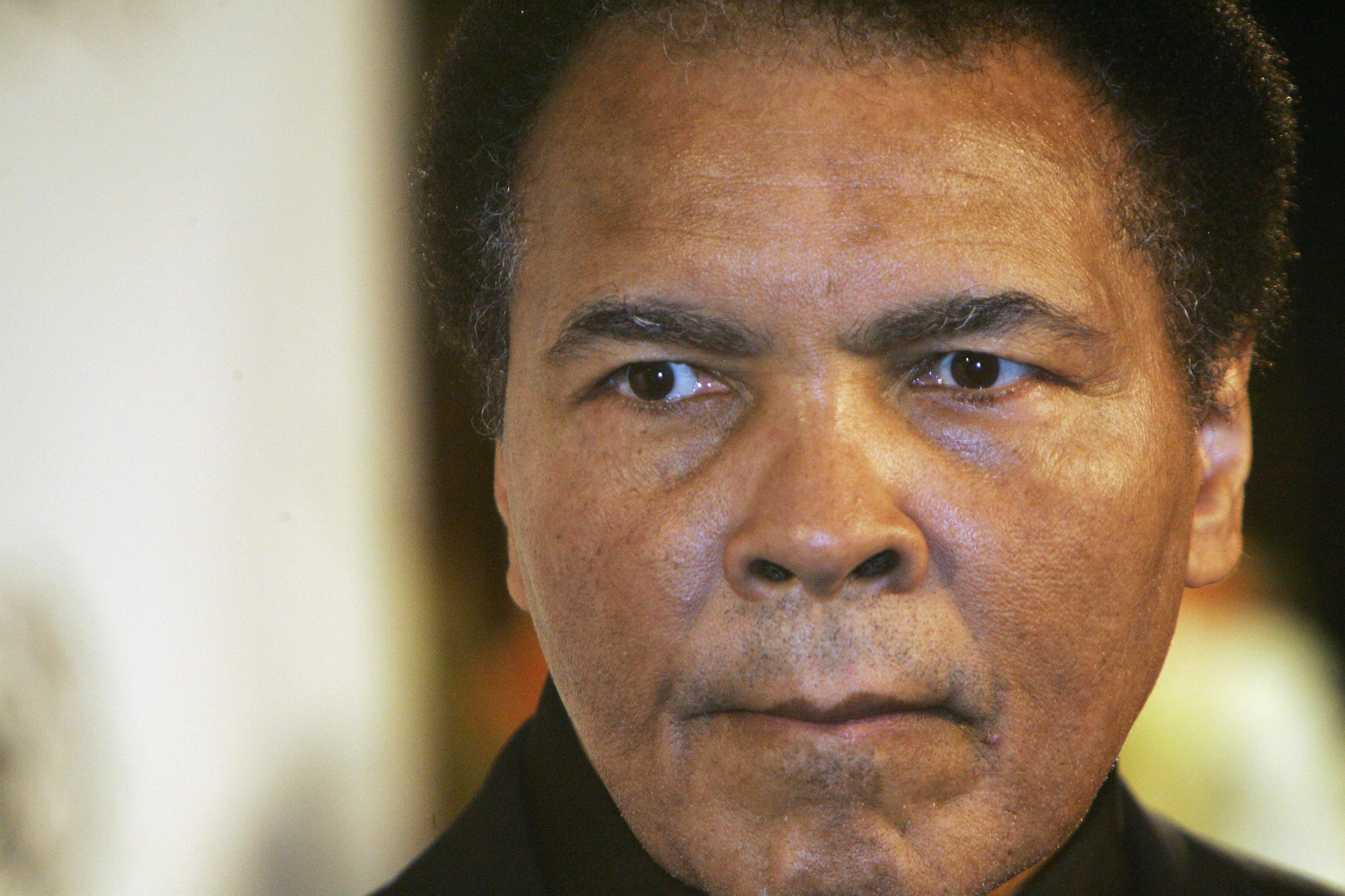 The Time Prince and Muhammad Ali Met