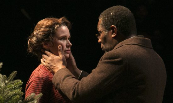 Theater Review A Doll S House And The Father