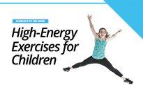 High-Energy Exercises for Children