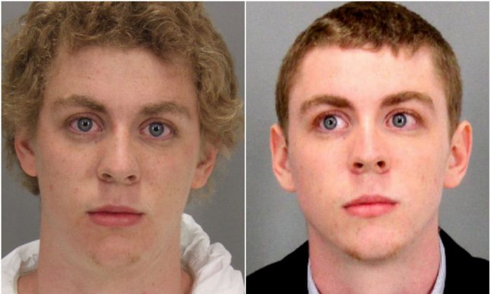 Brock Turner, a former Stanford University swimmer will be release from jail on Sept. 2. (Santa Clara County Sheriff's Office)