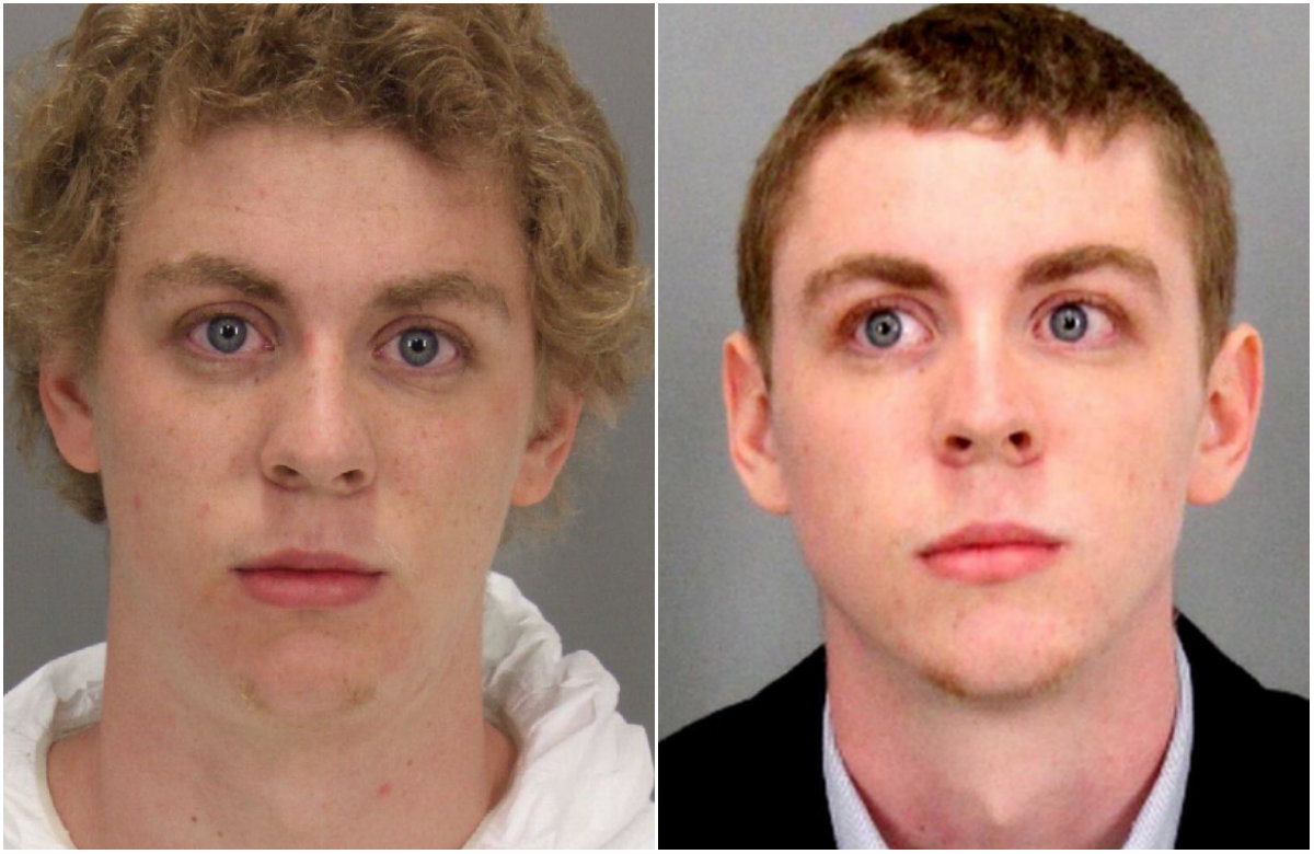 Brock Turner Will Only Serve 3 Months in Jail
