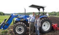 Wallkill Organic Farmer Aims High, Grows for Amy's