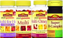 Nationwide Recall of Vitamins for Possible Salmonella or Staph Contamination