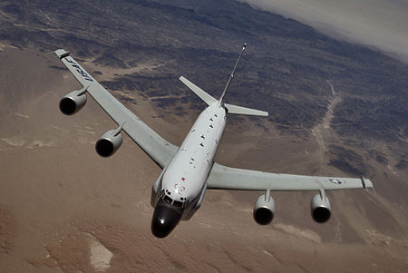 RC-135 (U.S. Air Force photo by Master Sgt. Lance Cheung)