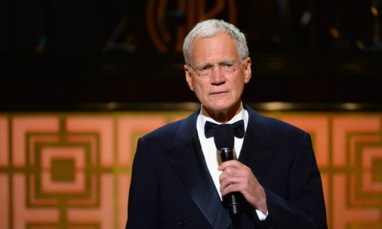 David Letterman on Late Night Talk Show Hosts: 'There Should Be More Women'
