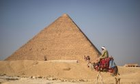 Report: Great Pyramid of Giza Leans Ever So Slightly