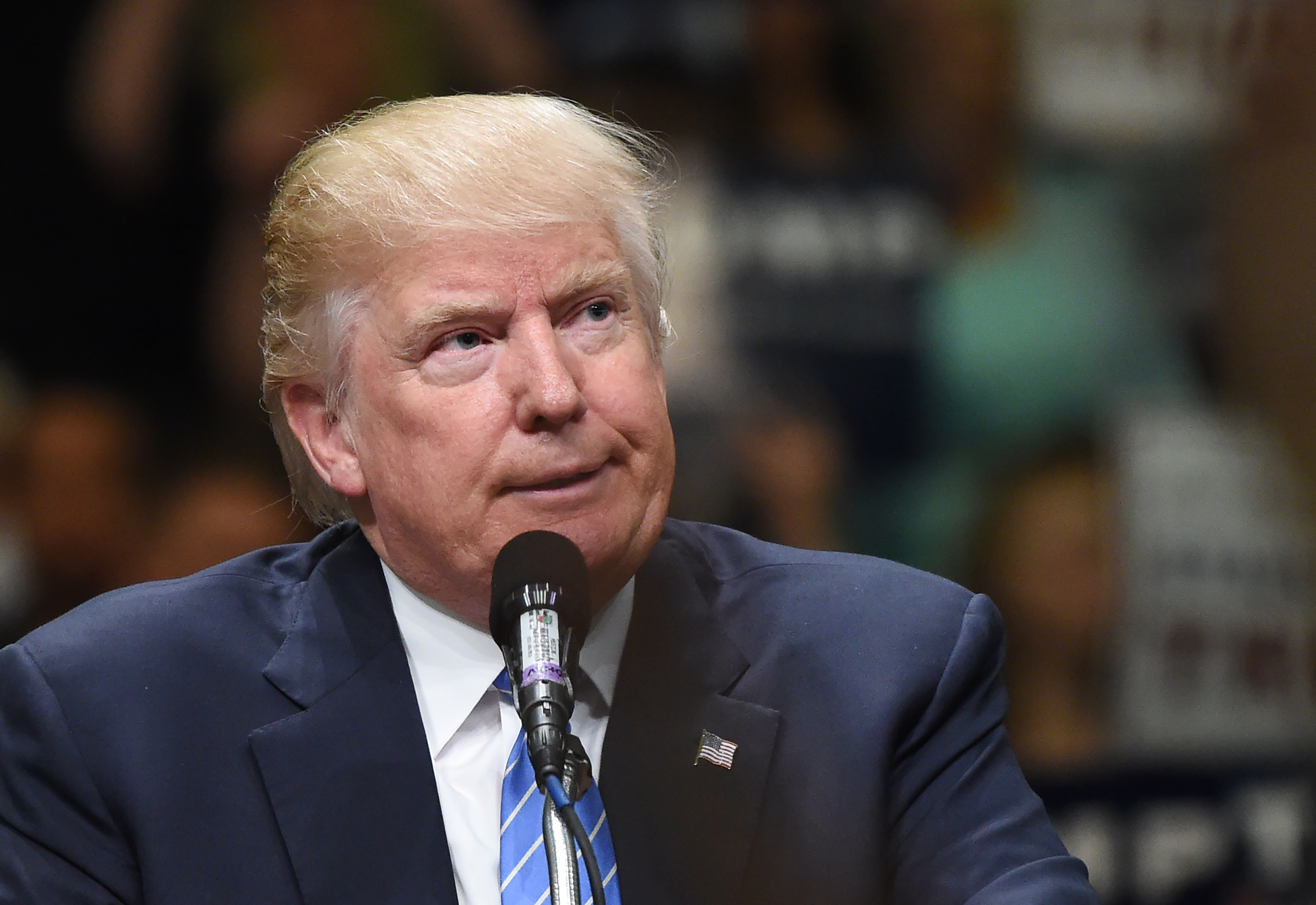 Trump Decries Racism at Faith and Freedom Conference