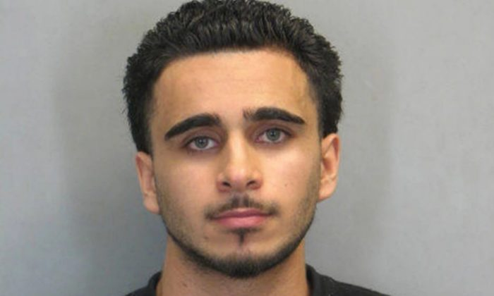Mohamad Khweis in 2010. (Fairfax County Police)