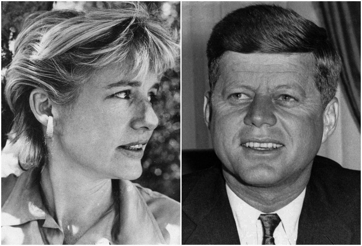 Jfk S Love Letter To Mary Pinchot Meyer Up For Auction Updated Auction John F Kennedy