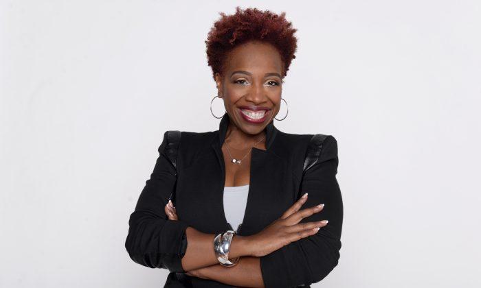 Lisa Nichols, CEO, Motivating the Masses. (Courtesy of Lisa Nichols)