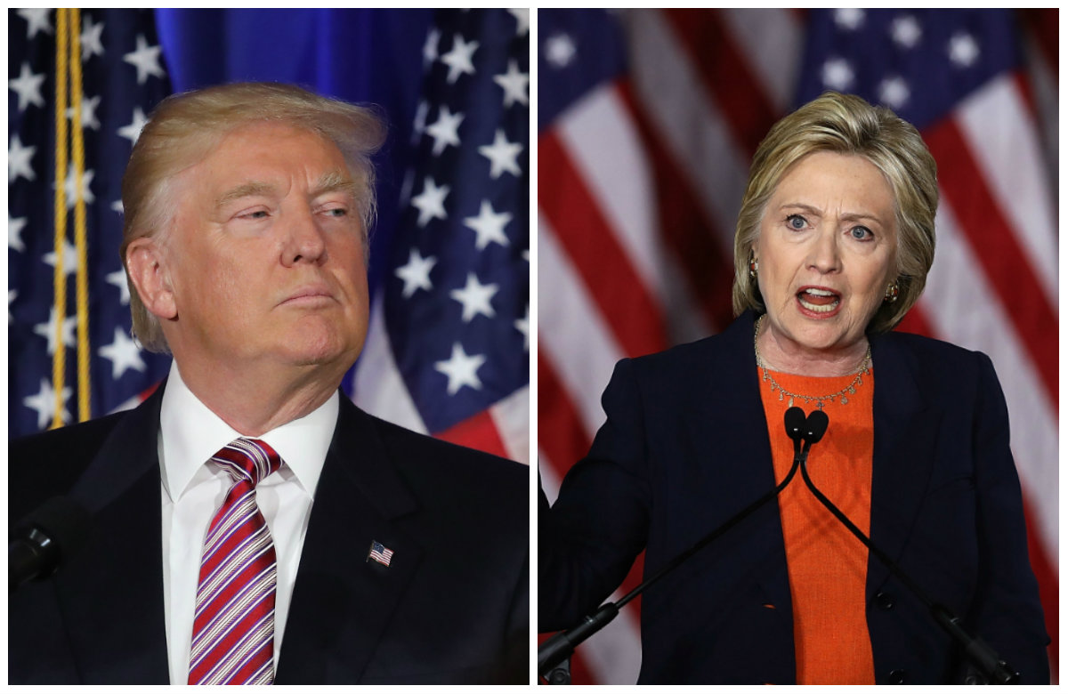 Trump and Clinton Expand on Their Differences About Terrorism After Orlando Shooting