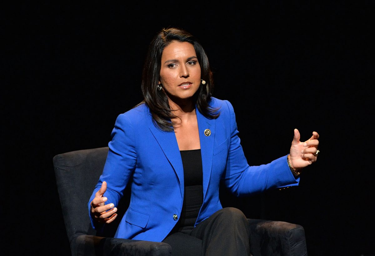 Theres been one definite life change for Rep Tulsi Gabbard since the Hawaii Democrat first appeared on The Hills 50 Most Beautiful list in 2013 She
