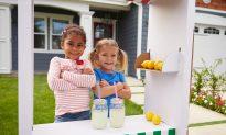 Beyond Lemonade Stands—Entrepreneurship for Kids