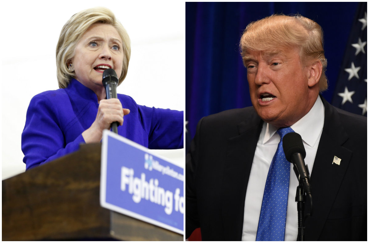Clinton Widens Lead Over Trump in NBC's National Poll