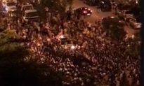 Thousand-Strong Crowd Pursues Chinese Official After He Runs Down Family of Three