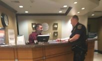 Officers Pick Up Bill for Diners Who Refused to Sit Near Them