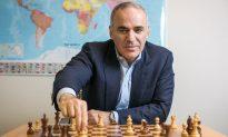 Chess Grandmaster Garry Kasparov Fights the World's Dictators