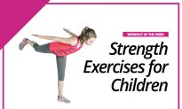 Strength Exercises for Children
