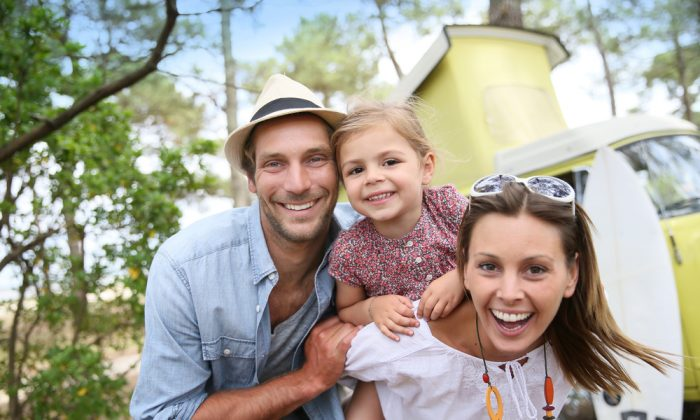 Memories from a family vacation can last a lifetime.(goodluz/Shutterstock)