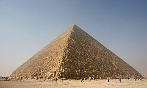 Archaeologists confirm existence of huge, mysterious void inside Egypt's Great Pyramid