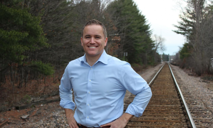 Phil Oliva (R/C/REF–Somers)  is running for New York's 18th congressional district in 2016. (Courtesy Phil Oliva Campaign)