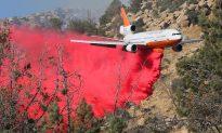 Latest California Wildfire Burns Buildings, Spurs Evacuation