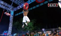 Man Competes in American Ninja Warrior With Prosthetic Leg