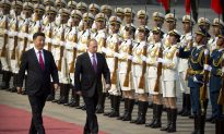 Putin Praises 'All-Embracing' Partnership of Russia, China