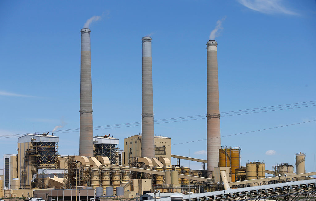 Toxic Ponds Near These US Power Plants Are Leaking