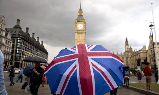 Brexit Brings a Post-UK Election