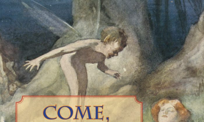 Cover of Come, You Spirits! by Milton Polsky, Warren Wyss, and Joanne Zipay. (courtesy of SUNY Orange)