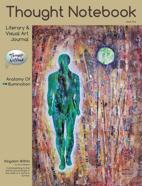 Cover of Thought Notebook Journal Issue Five. (courtesy of Thought Notebook Journal)