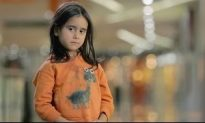 6-Year-Old Walks Out of UNICEF Social Experiment Because She Is Too Upset