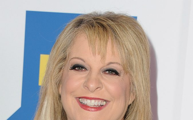 CCN's Nancy Grace attends the CNN Worldwide All-Star 2014 Winter TCA Party at Langham Hotel on January 10, 2014 in Pasadena, California. (Photo by Angela Weiss/Getty Images)