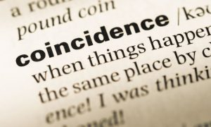 The Most Common Coincidences