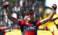 BMC's Greg Van Avermaet Solos to Tour de France Stage Five Win, Captures Yellow