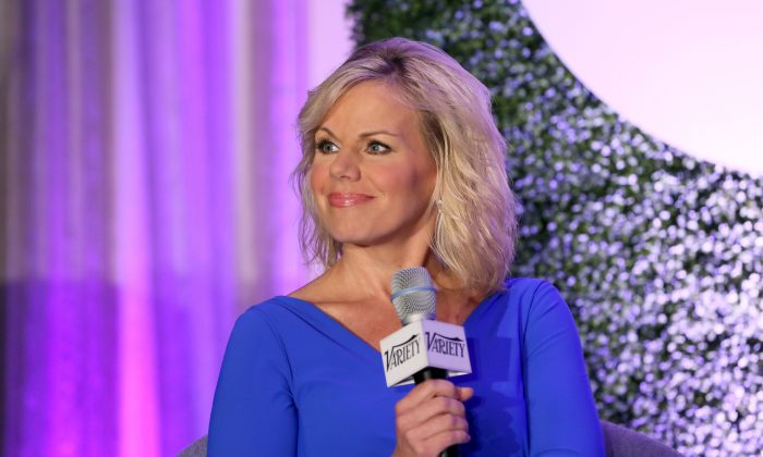 Fox News Channel Host Gretchen Carlson speaks onstage during a 'Fireside Chat on Persecuted' at Variety's Purpose: The Family Entertainment and Faith-Based Summit in association with Rogers And Cowan at Four Seasons Hotel Los Angeles at Beverly Hills on June 12, 2014 in Beverly Hills, California. (Rich Polk/Getty Images for Variety)