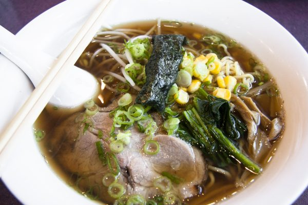 Belly-warming shoyu ramen from Shibuyatei, a small ramen shop in Richmond. (Annie Wu/Epoch Times)