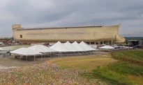 Noah's Ark Built to Biblical Specifications Opens in Kentucky (Video)