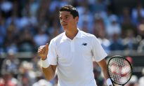 Ever-Improving Milos Raonic Reaches Second Wimbledon Semifinal