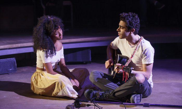 Theater Review: 'Hadestown' | anais mitchell | hadestown ...
