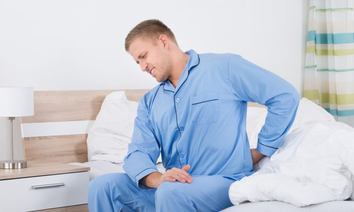 Prostatitis can be very uncomfortalbe or have no symptoms at all.  Prostatitis can be very uncomfortalbe or have no symptoms at all. (Andrey_Popov/Shutterstock)