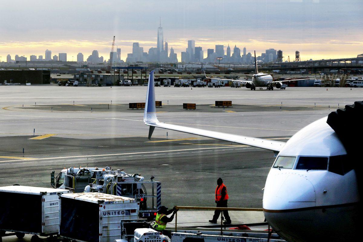 Travel From Newark To New York City